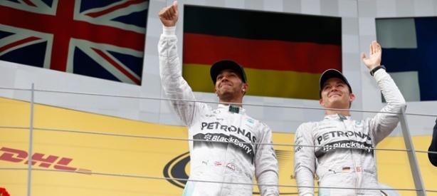 Formula 1, 2014, Gran Premio de Austria: Resumen