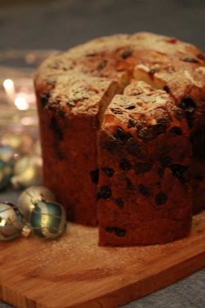 Sugar & Spice – Christmas Panettone