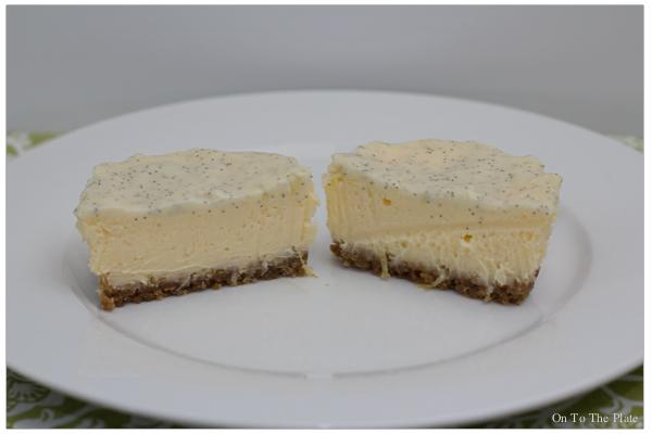 Individual Cheesecakes – 4 variations