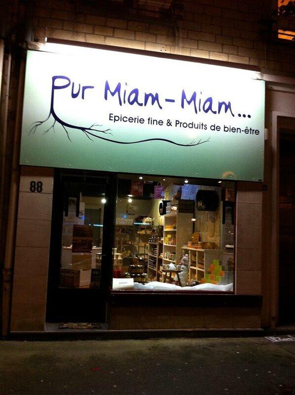 ✿⊱╮ PUR Miam-Miam