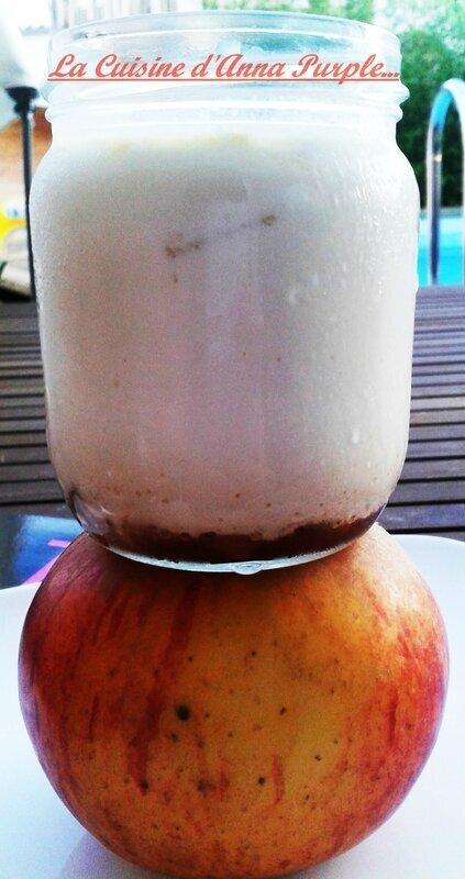 Yaourts au lait entier façon Pommes tatin