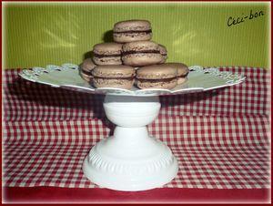 coque macaron sans poudre d amande
