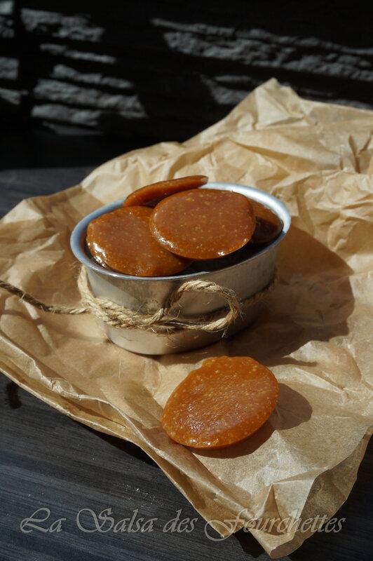BONBON de Caramel Mou au Beurre Salé