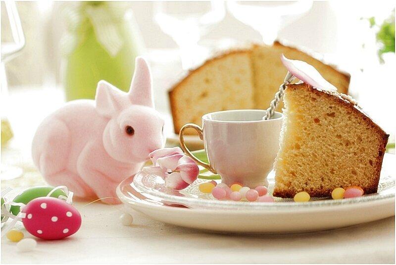 """Pour Pâques, essayez """"LA MONA"""" ou """"MOUNA""""......Un amour de brioche....."""