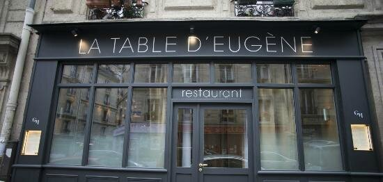 La Table d'Eugène