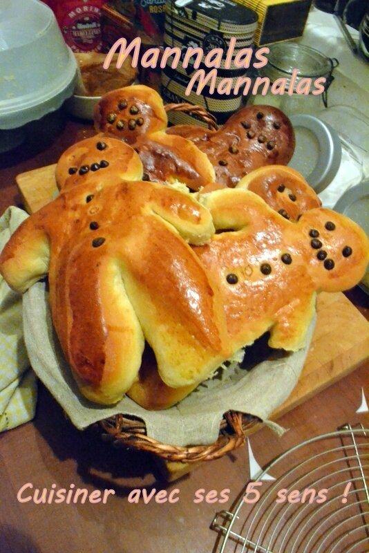 Mannalas ou la tradition alsacienne