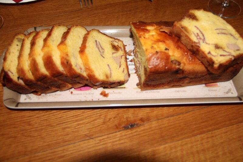 CAKE SALE DES FETES