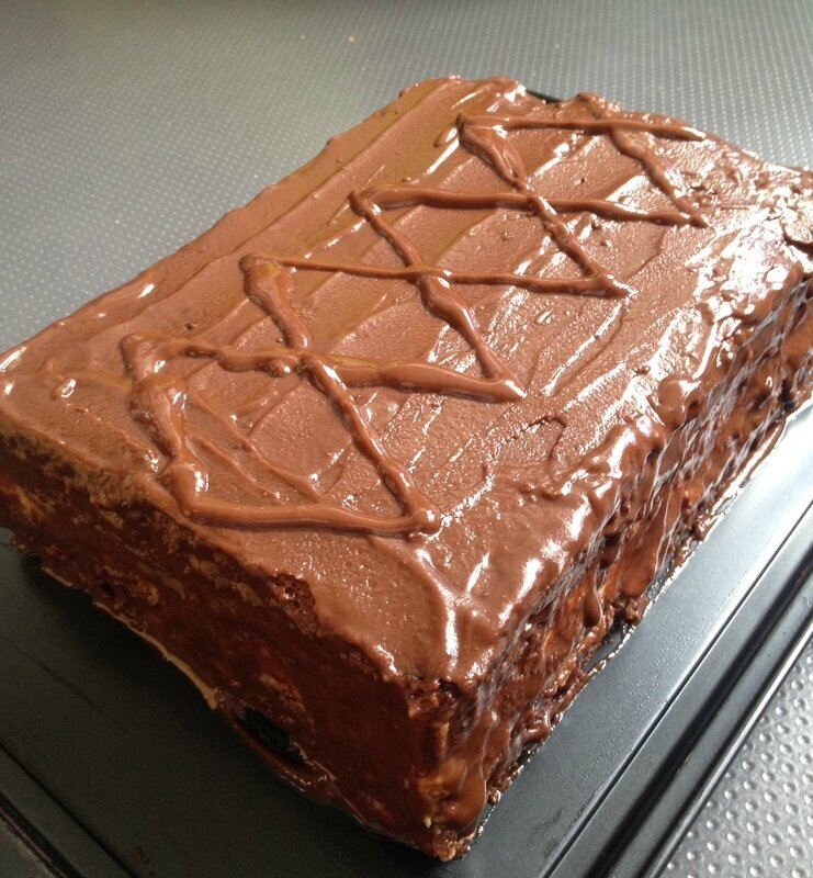 Gâteau Kinder délice©