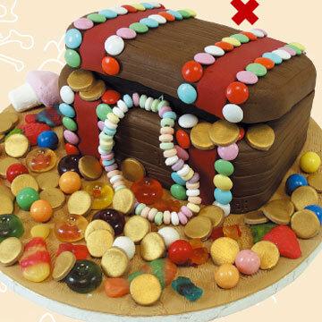 Συνταγες για Καλοκαιρινες παιδικές τούρτες
