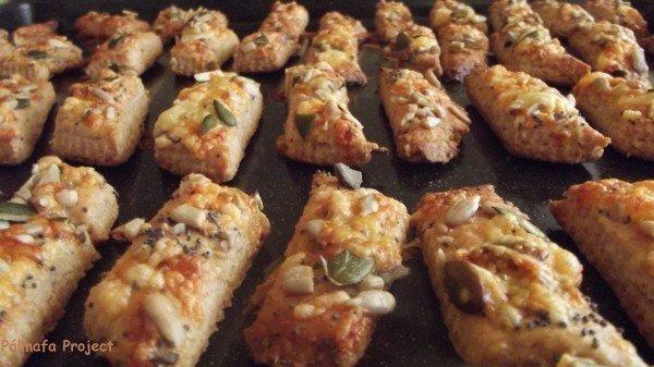 5 reform sós rágcsa recept szilveszterre