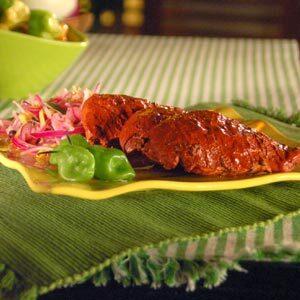 recetas yucatecas- cochinita express
