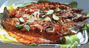 recetas yucatecas. pescado tinkinxic