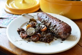 Saucisses de Morteau aux lentilles et carottes