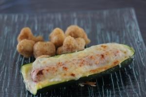 Hot dog… de courgettes