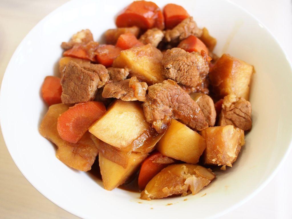 馬鈴薯料理