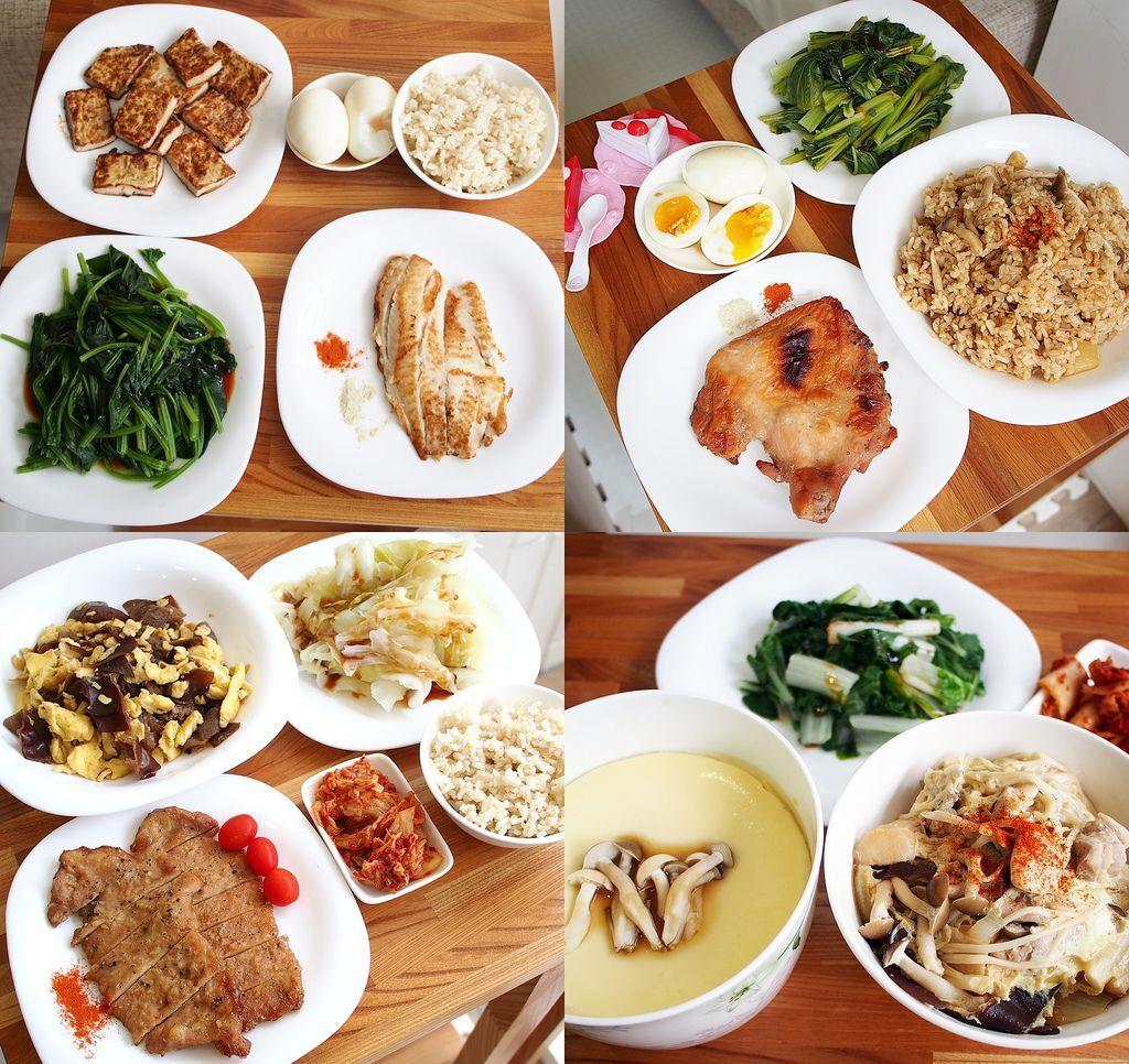 一休的90天減脂計劃菜單分享懶人包 Day11-Day20 每日飲食菜單
