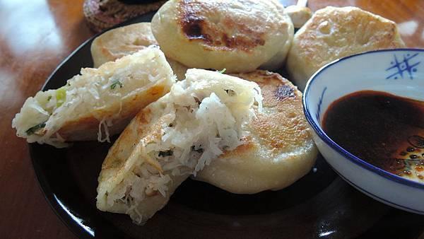 [中式燙麵]蘿蔔絲餅~安心的路邊攤美味