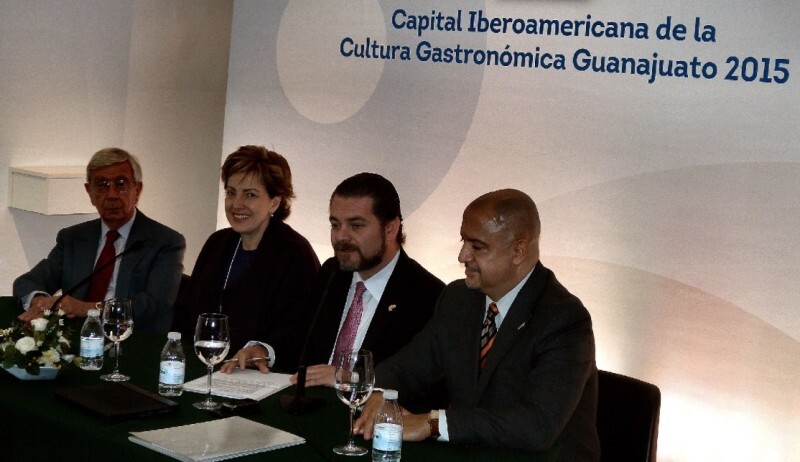 GUANAJUATO CAPITAL IBEROAMERICANA DE LA GASTRONOMÍA