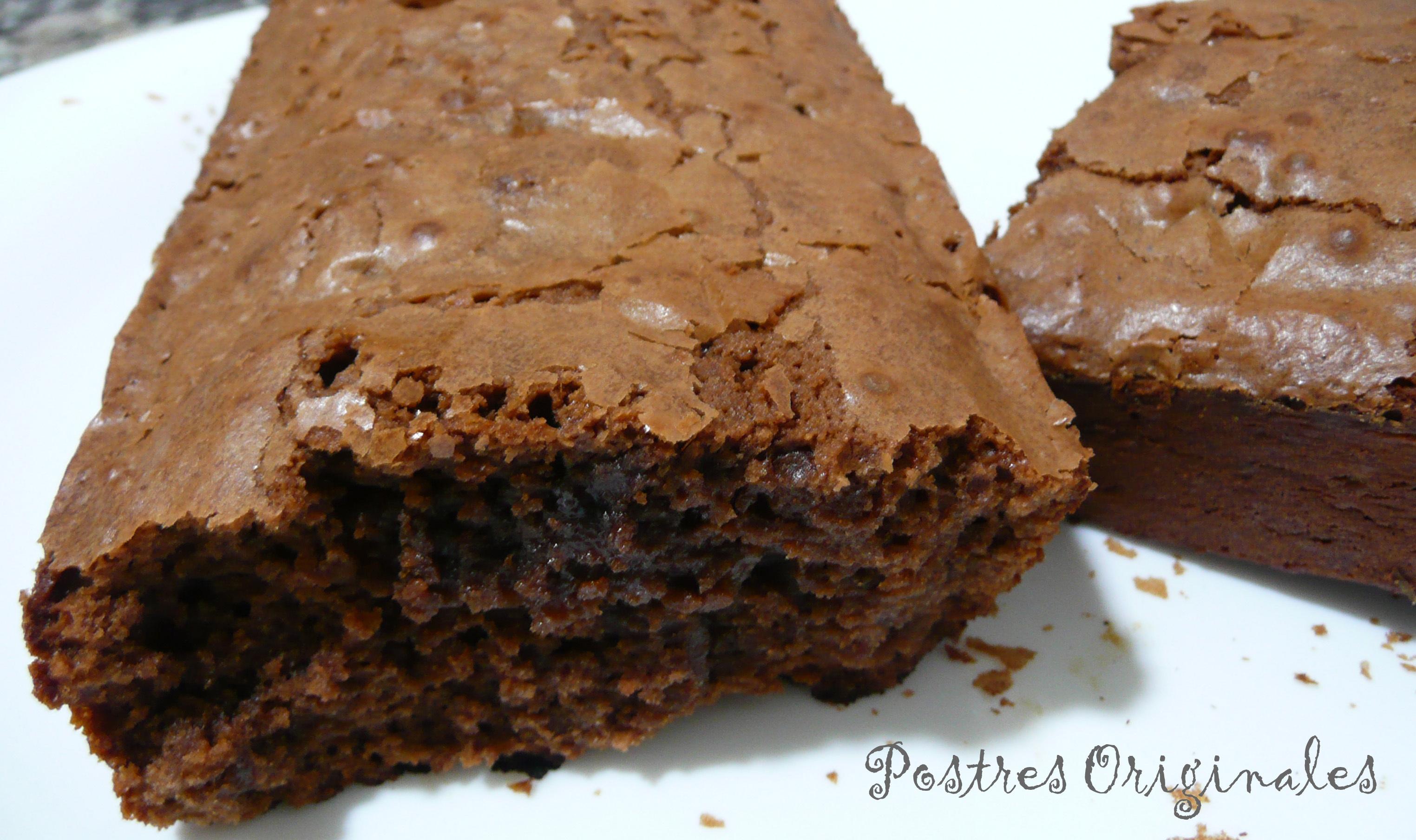 Brownie – La mejor receta del mundo