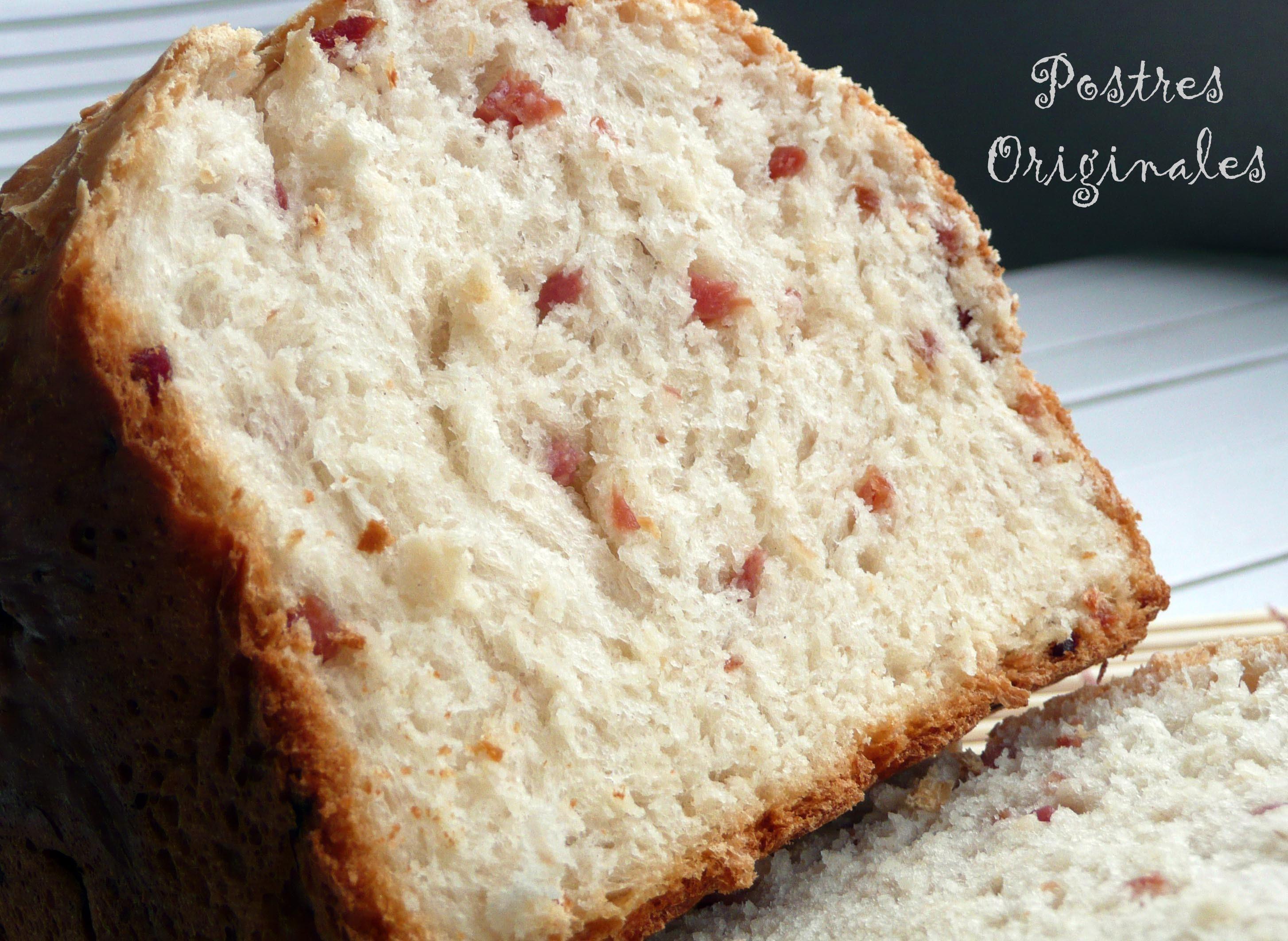 Pan de Jamón y Queso