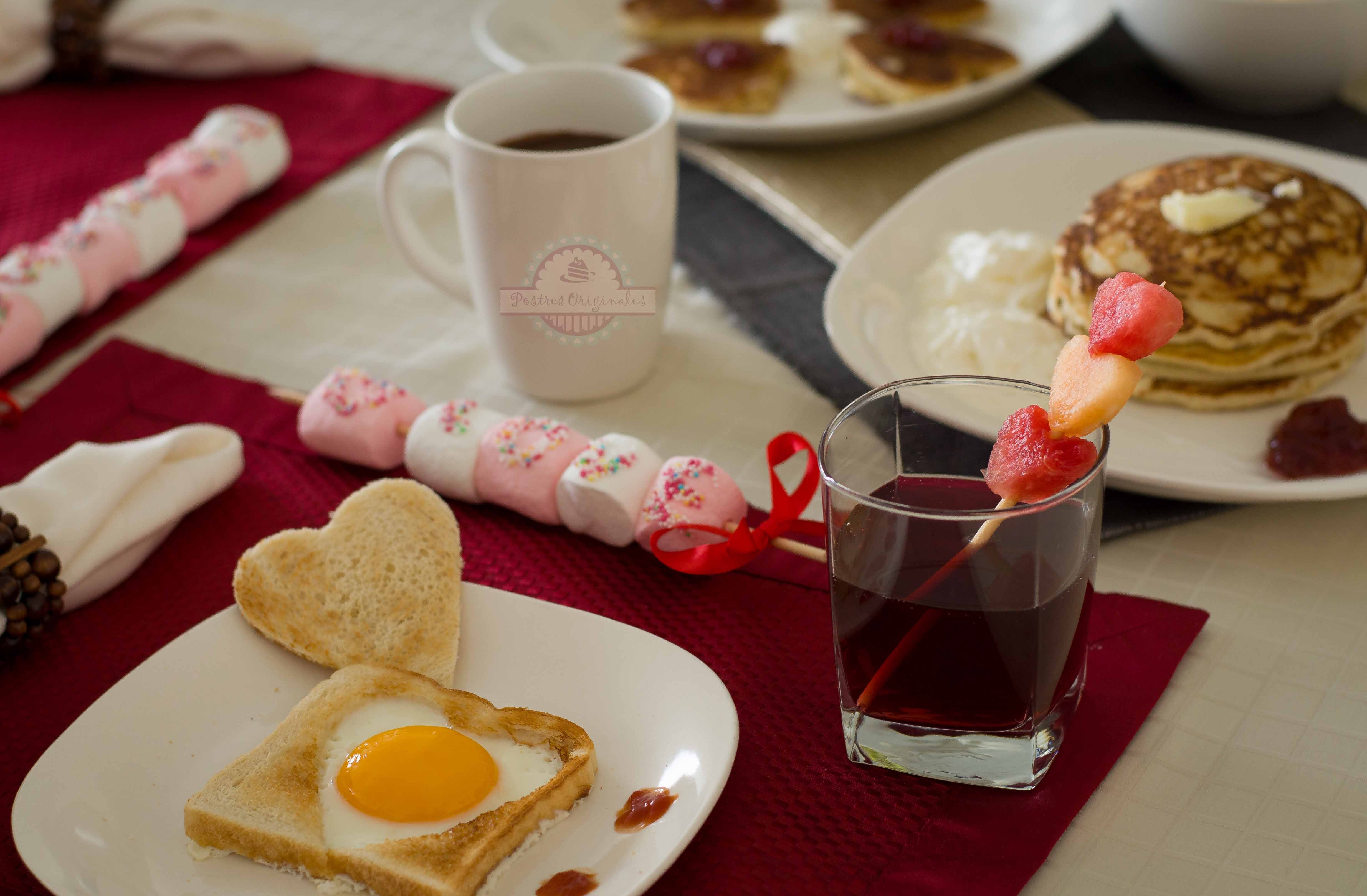Desayuno para Enamorar
