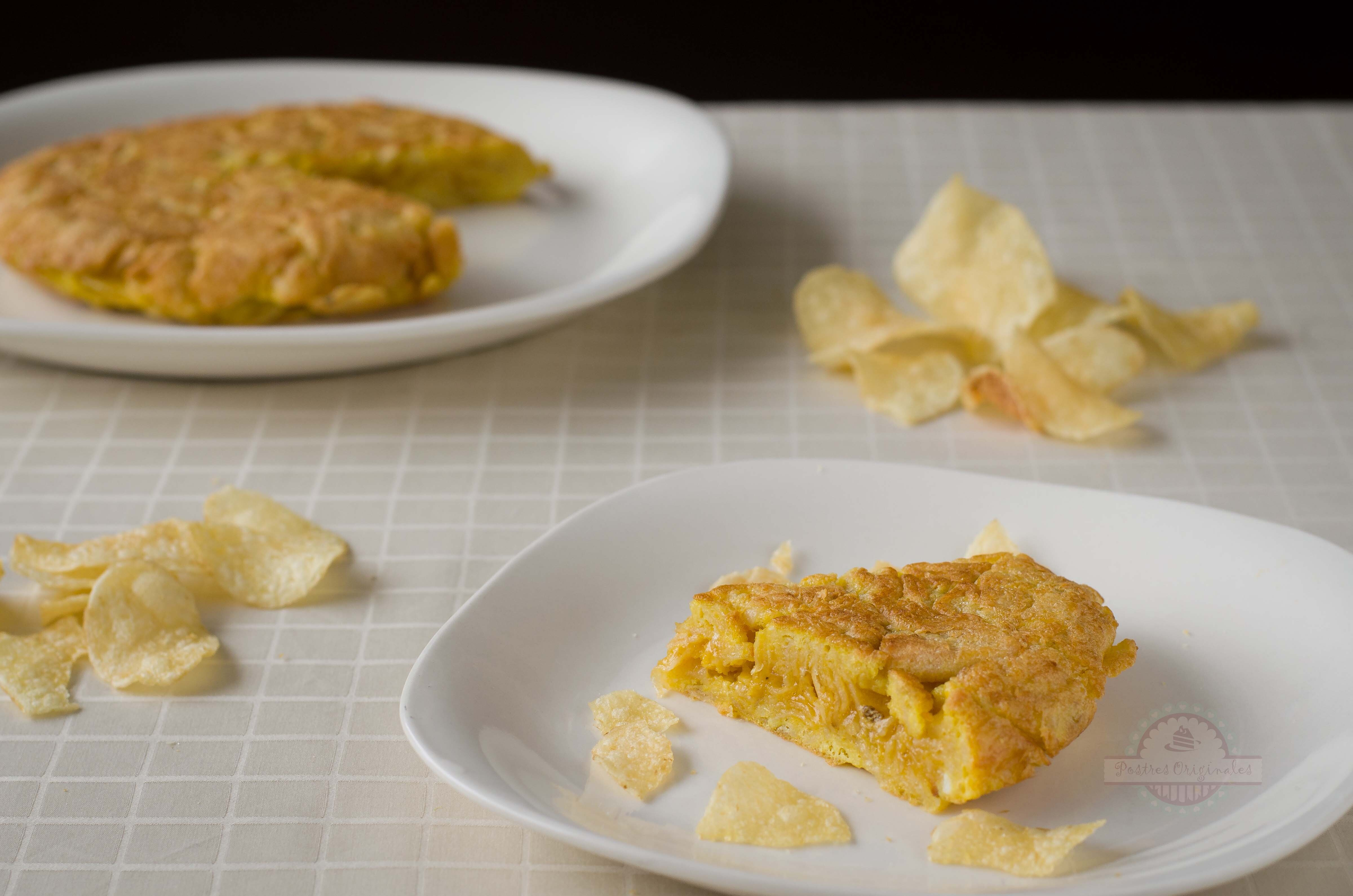 Tortilla de Patatas Chips