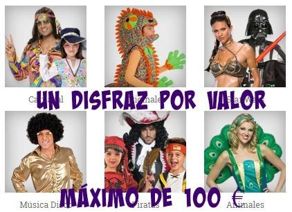 Sorteo de Carnaval – Funidelia