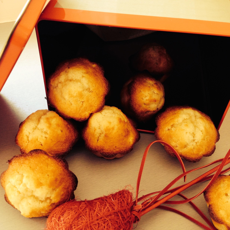 Petits muffins aux pommes… à tomber!