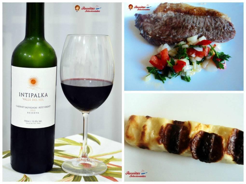"Vinho Intipalka Reserva Cabernet Sauvignon / Petit Verdot ""Winelands"""