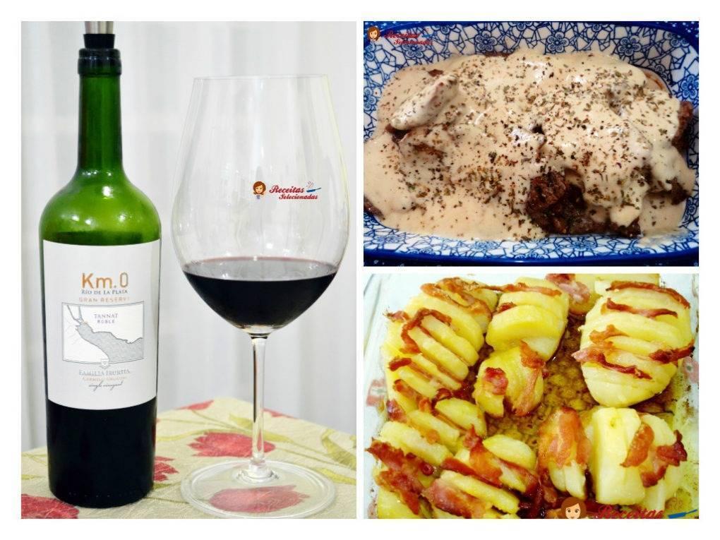 """Vinho KM.0 Tannat Gran Reserva """"Winelands"""""""