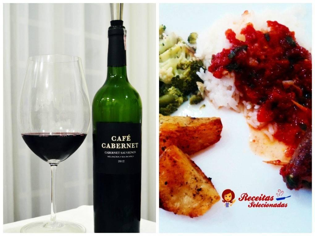 """Vinho Café Cabernet """"Winelands"""""""