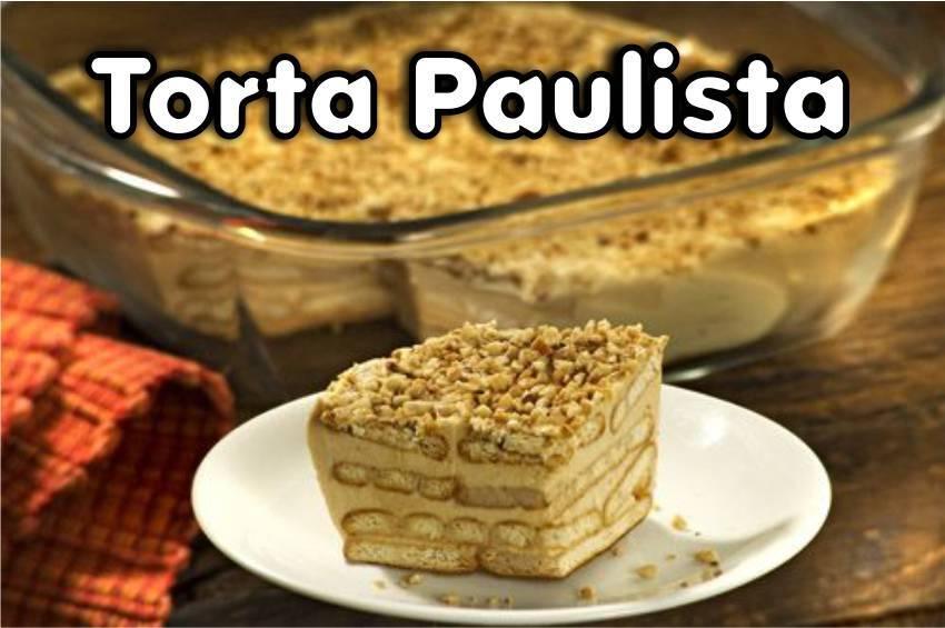 torta de bolacha com amendoim e nata