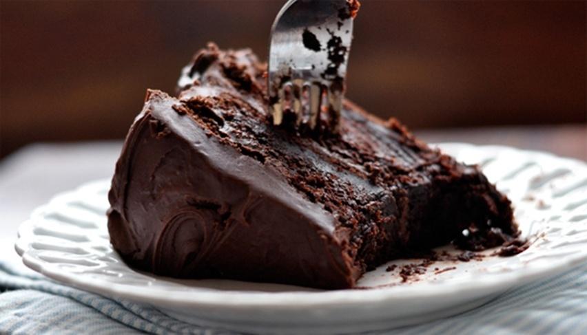 Bolo Explosão de Chocolate Trufado