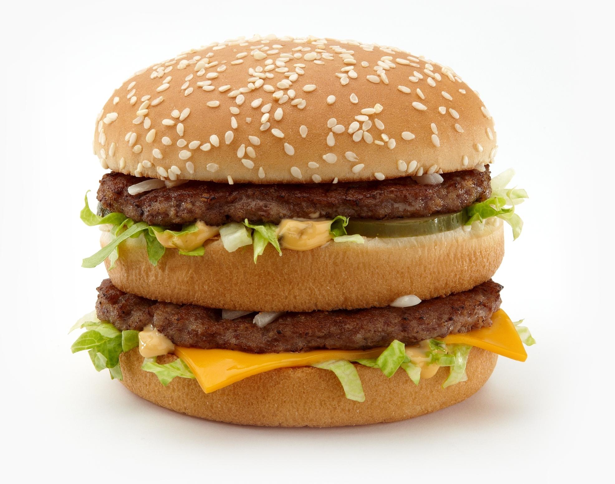 Big Mac em Casa