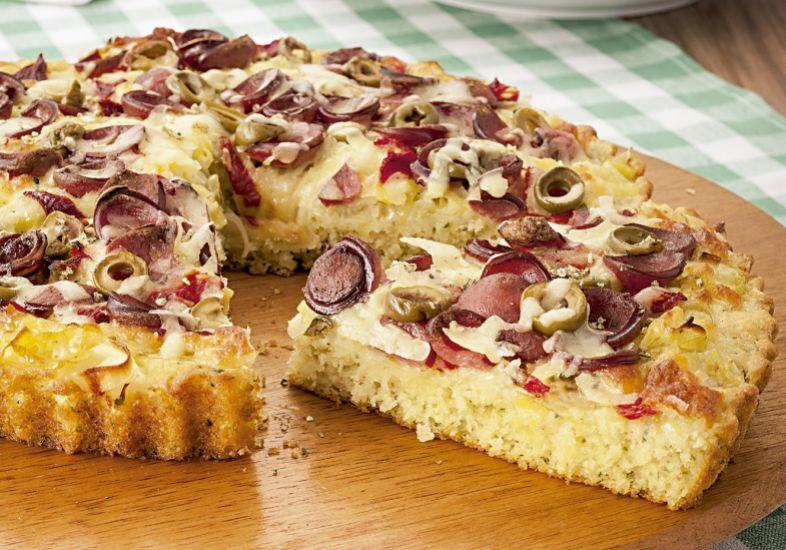 Torta Fácil de Padaria