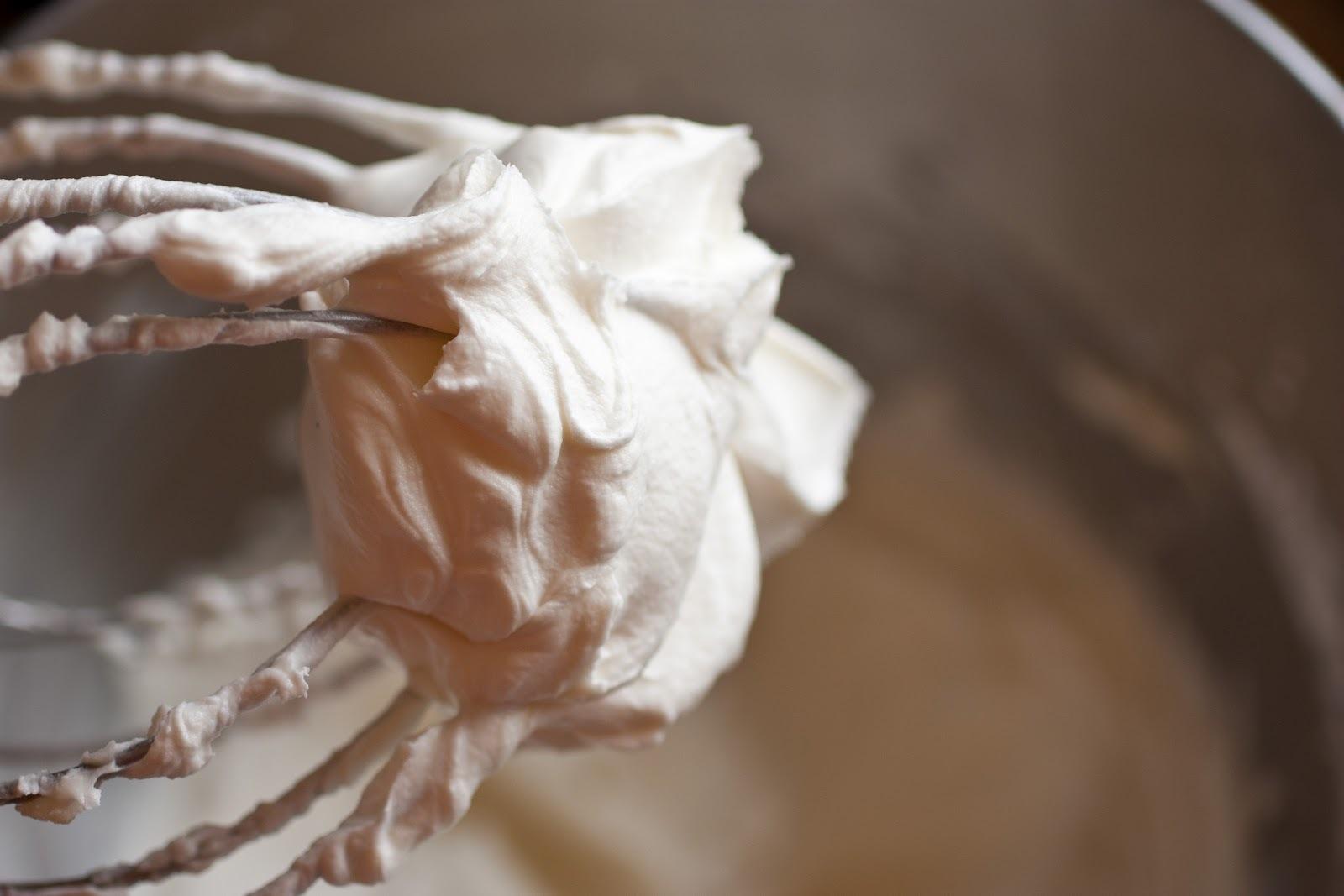 Cobertura Cremosa de Baunilha – Buttercream