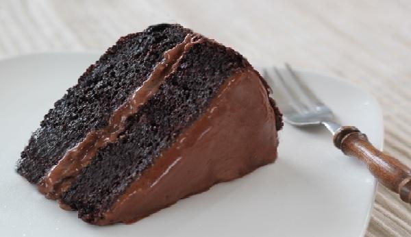 """Bolo """"Lama"""" (Mud Cake)"""