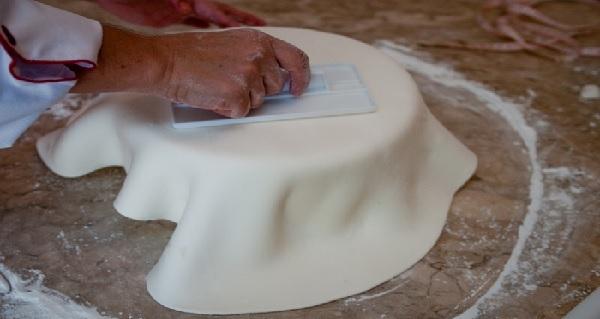 Pasta de Leite Ninho para Decorar Bolos