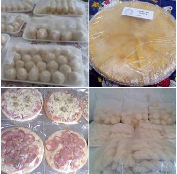 Como Congelar Pães, Bolos, Tortas e Salgados