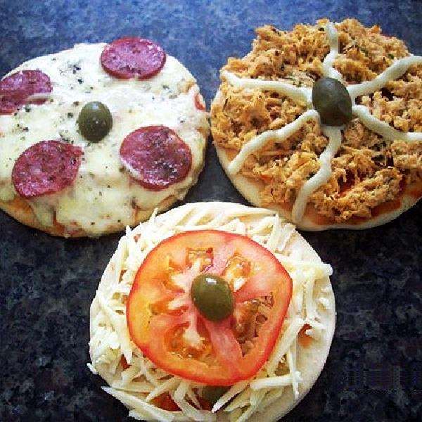 Faça & Venda: Pizza Brotinho