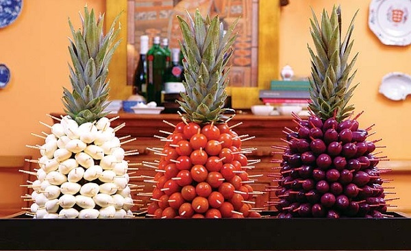 O Rei da Festa: Aprenda a Fazer Abacaxi Aperitivo