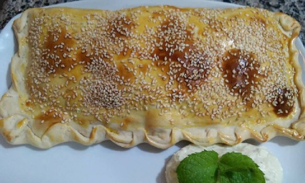 Pastel Assado com 2 Ingredientes