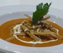 Sopa Purepecha