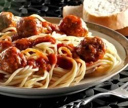 Albóndigas a la Italiana