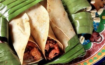 Tacos sudados: la mejor receta