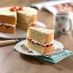 Torta (pastel) esponjosa SIN Azúcar