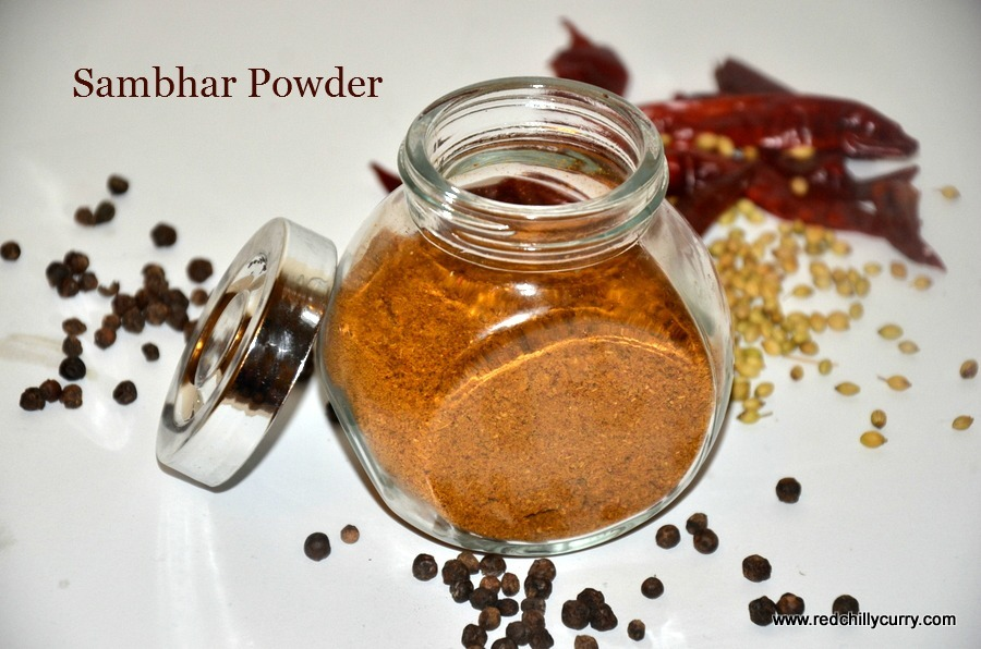 Sambhar Powder-Homemade