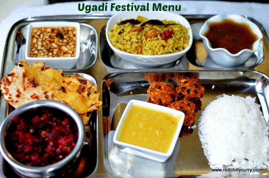 Ugadi Festival Recipe