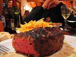 Preparación de beef-steak