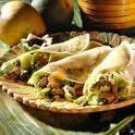 Receta para colesterol alto: panqueques vegetarianos
